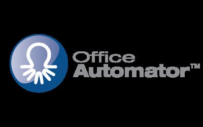 Le distributeur de l'année ARTOPEX 2018 pour l'Ontario utilise Office Automator !